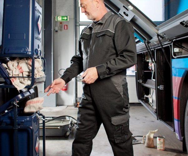 Automotive werkkleding ducotex automonteur
