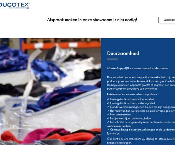 Ducotex_informatiepagina